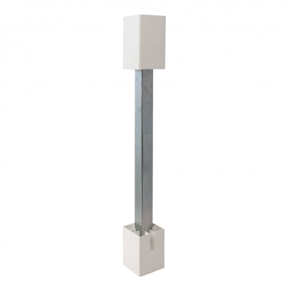 """36"""" - 42"""" Angle Wizard Post Mount General Purpose w/ 5"""" Top Leveling Guide"""