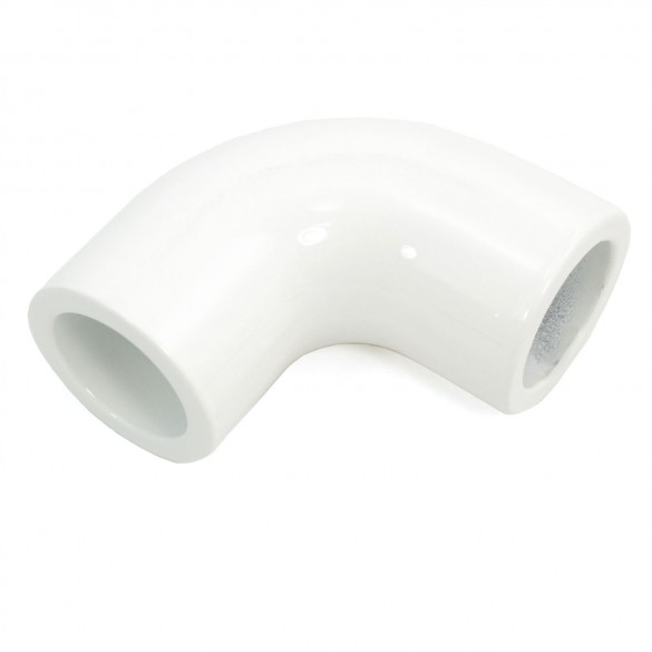 LMT 6004-WHITE ADA 90 Degree Corner - White