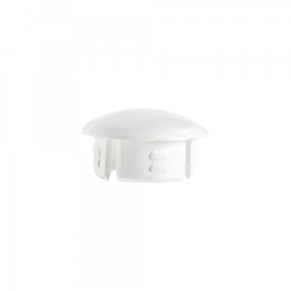 "LMT 1041-WHITE 5/8"" Hole Plug - White"