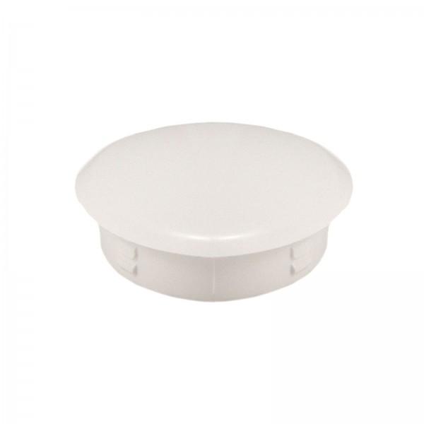 "LMT 1155-WHITE 1"" Hole Plug - White"