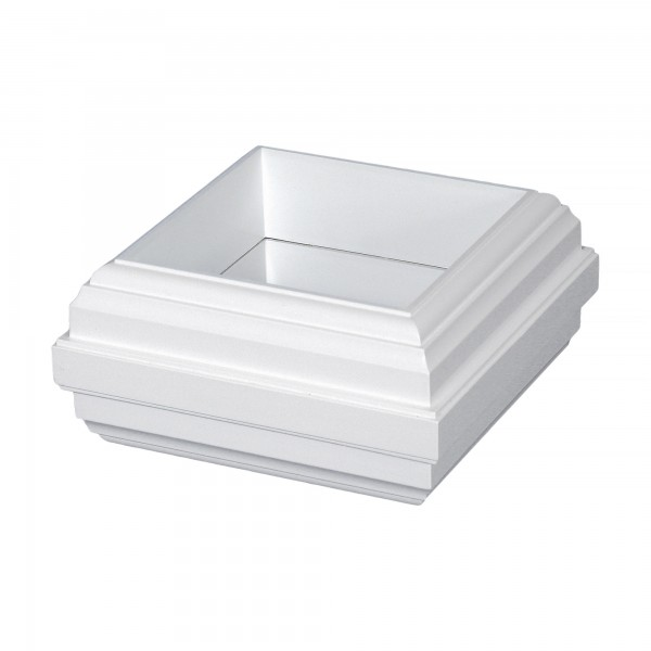 "LMT 1096-WHITE 4"" Decorative Knuckle - White"