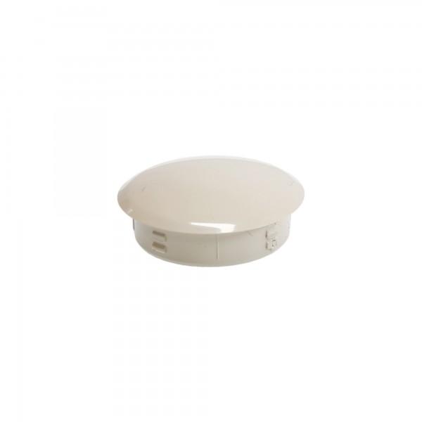 "LMT 1155-500-ALMOND 1"" Hole Plug - Almond"