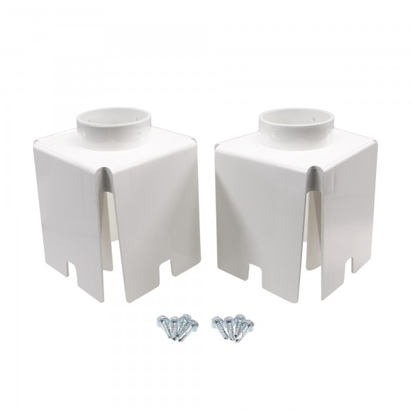 """5"""" Sq Rook Kit with 2 3/8"""" ID - LMT 1290C-KIT"""
