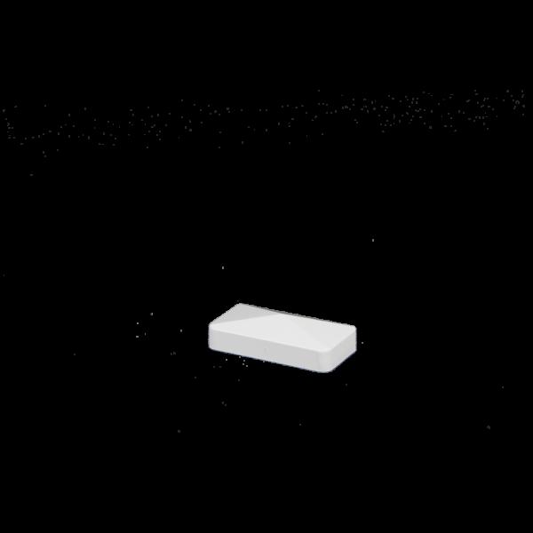 """1.5"""" x 5.5"""" External End Cap (Almond Not Shown)"""