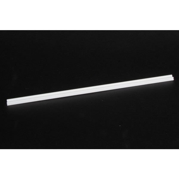 "LMT 1693W 68"" Under Rail Lighting U-Channel - White"