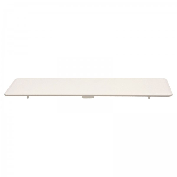 """1.5"""" x 5.5"""" Post Hole Cover End Cap - LMT 1700W - White"""