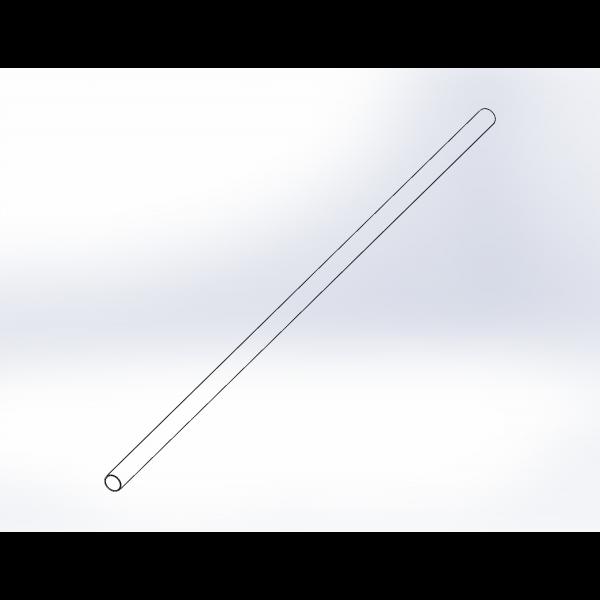"""2.485"""" x 108"""" Metal Core (4x4) - LMT 3290-CORE"""