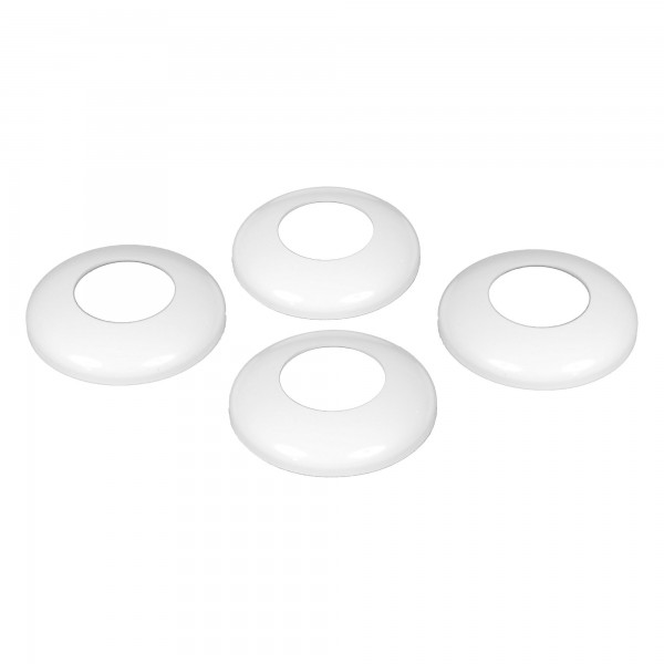 LMT 6011 ADA Bracket Wall Return Cover Plate (4 Pack) - (White Shown As Example)