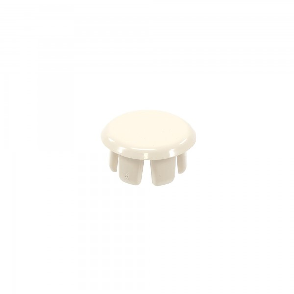"LMT AGCP5-BEIGE 5/8"" Plastic Hole Cap - Beige"