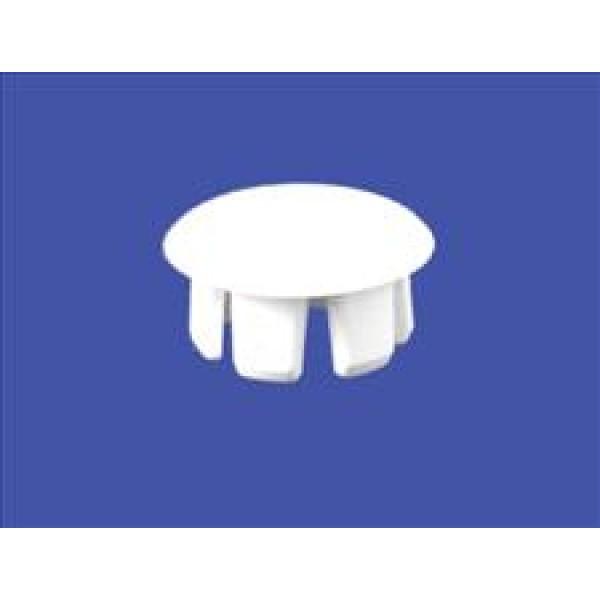 "LMT AGCP5-ALMOND 5/8"" Plastic Hole Cap - Almond"