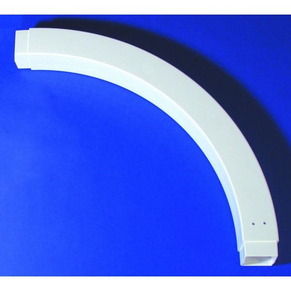 "4"" Sq 90 Degree Arch (Internal) - LMT 5000"