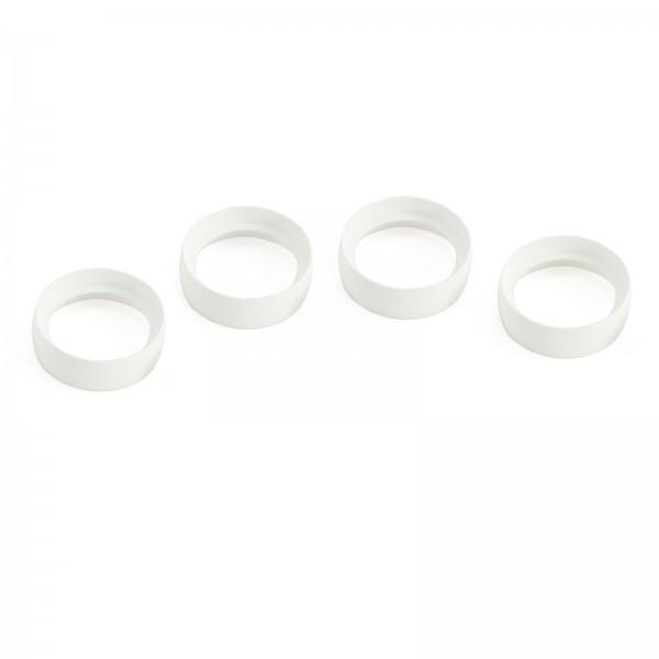LMT 6009-WHITE ADA Joint Ring (4 Pack) - White