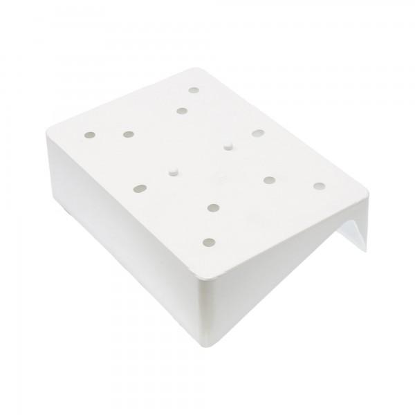 LMT M-22PA-WHITE 22.5 Degree Eclipse Post Vinyl Adapter - White