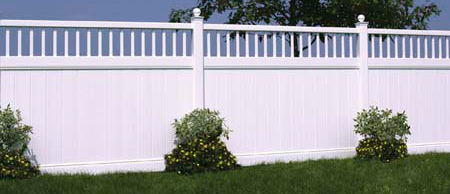 Vinyl Fence Hardware